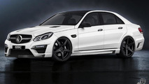 German Special Customs Mercedes E-Class 02.5.2013