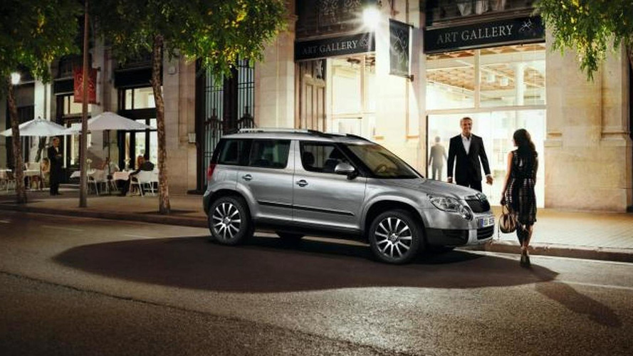 Skoda Yeti Laurin & Klement introduced