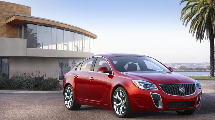 Buick considering additional GS variants, could include a Verano GS & a LaCrosse GS - report
