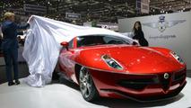 Touring Superleggera Disco Volante live in Geneva 675