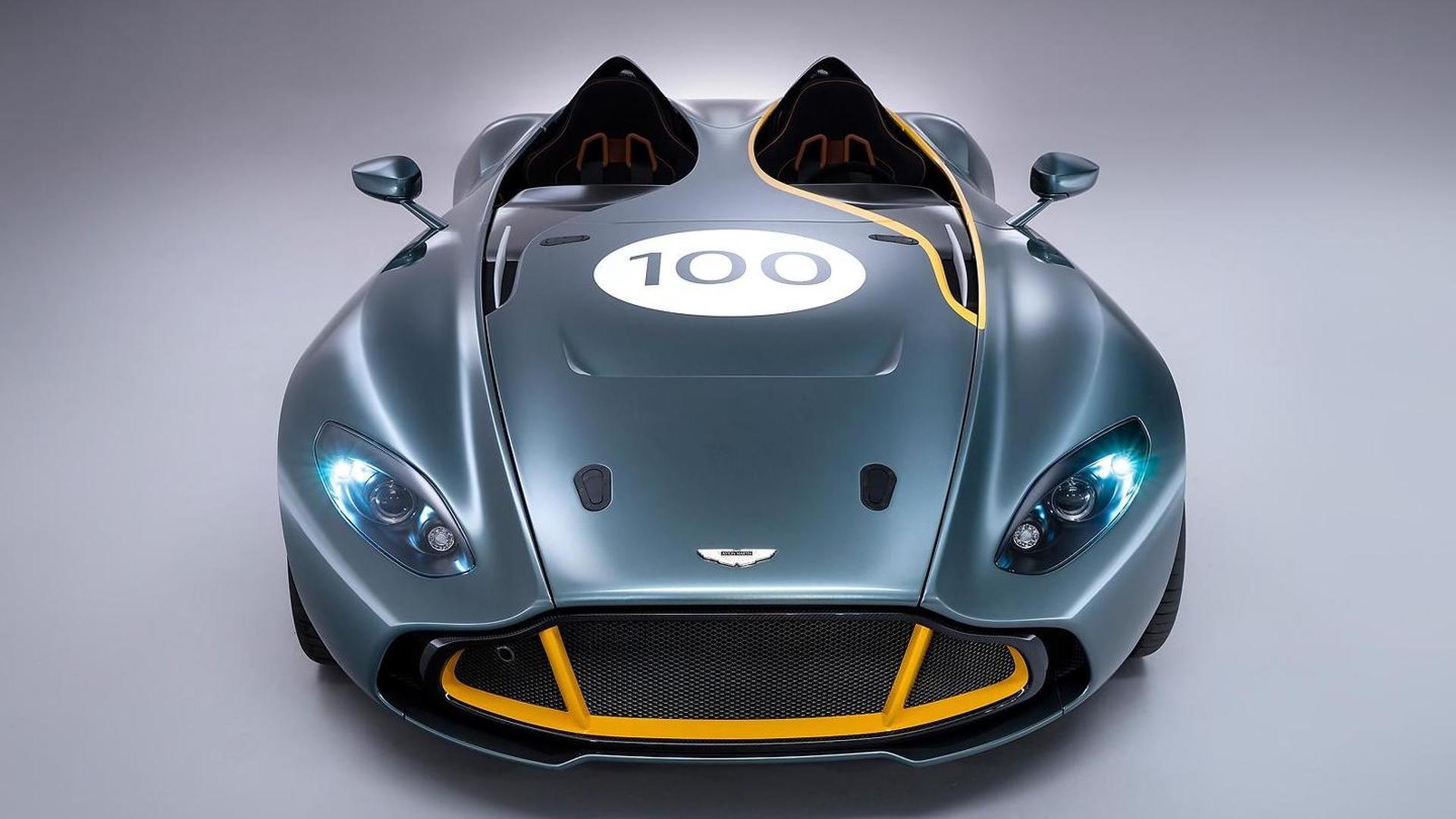 Aston Martin Cc100 Concept Driven By Jay Leno Video