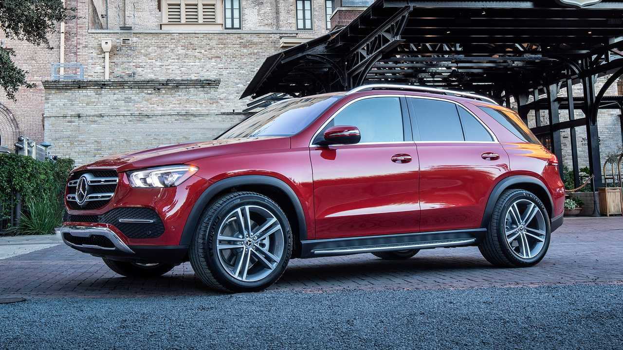 Mercedes-Benz GLE450: 3.0L 48V Turbo I6