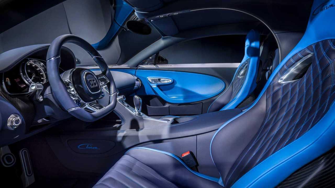Bugatti Chiron, cosa si prova a guidarla