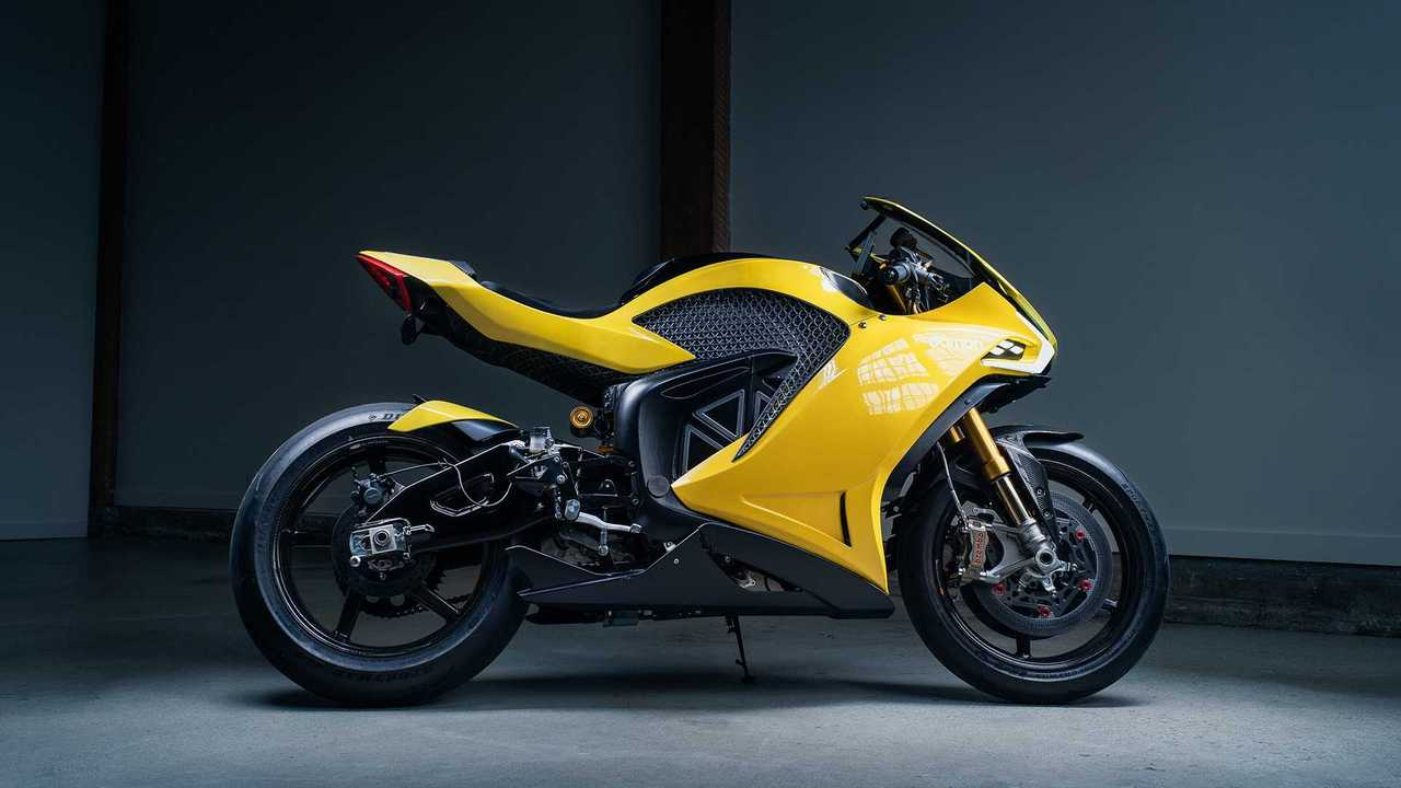 2021 Damon Motorcycles Hypersport