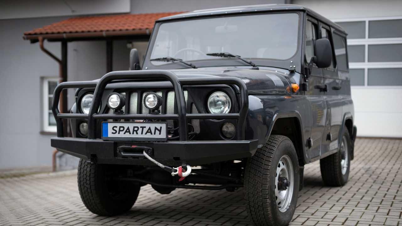 MWM Spartan