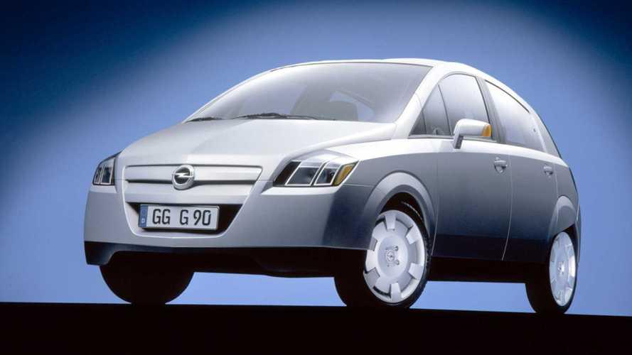 Prototipos olvidados: Opel G90 (1999)