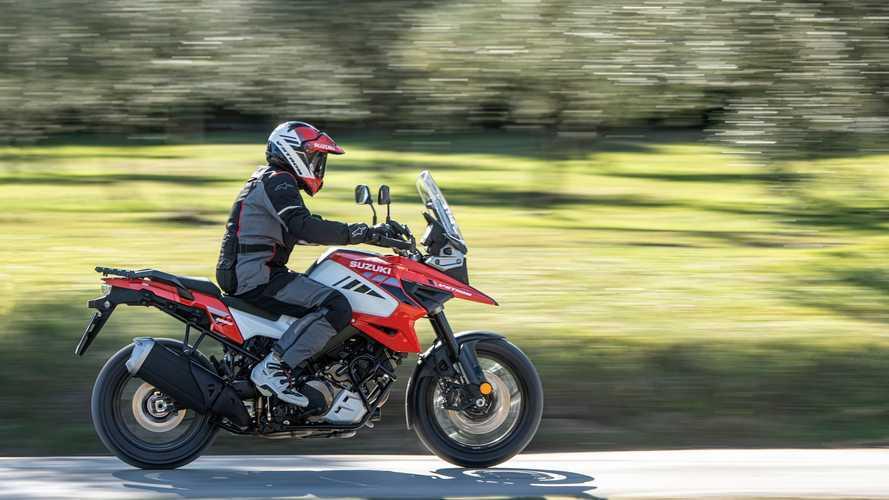 Suzuki V-Strom Tour 2020, quattro tappe in quattro regioni