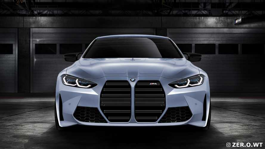 New BMW M4 Coupe realistically rendered by Motor1.com reader