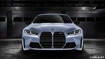 2021 BMW M4 Fan Renderings