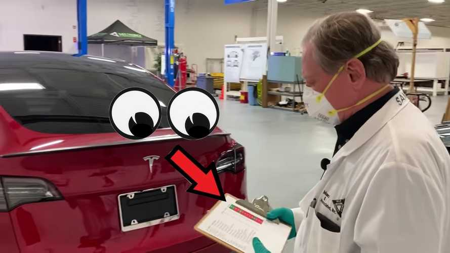 Tesla Model Y Panel Gaps And Frunk Missing Parts: Sandy Munro Teardown