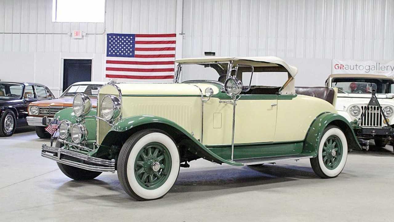 Chrysler Model 75