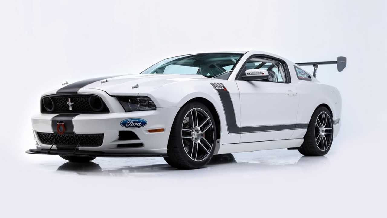 Ford Mustang BOSS 302S (2013)