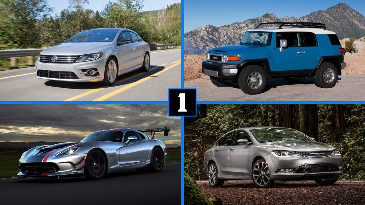 10 Dead Cars Automakers Somehow Sold In 2019 Lead