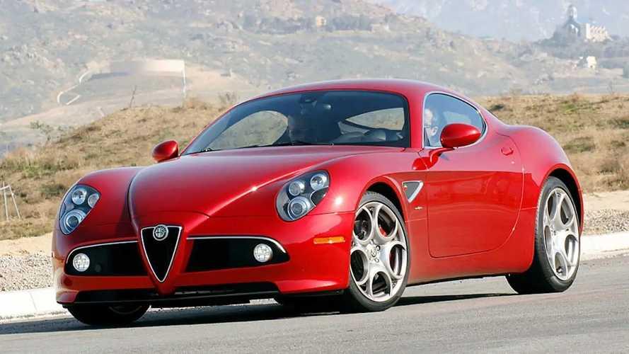 Alfa Romeo 8C Competizione: Supercar Sunday