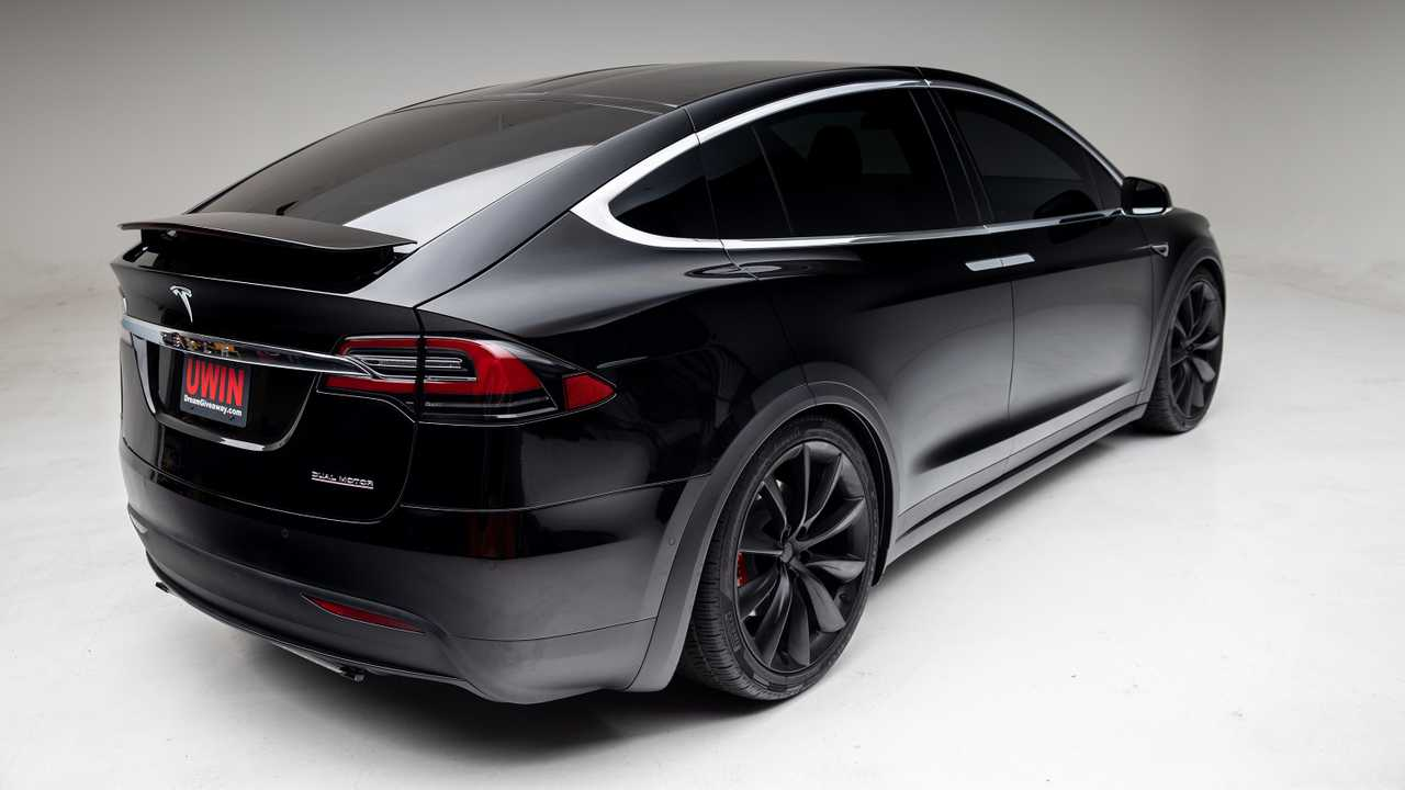Enter To Win This Ultimate Tesla Model X Performance And 32 000 Cash