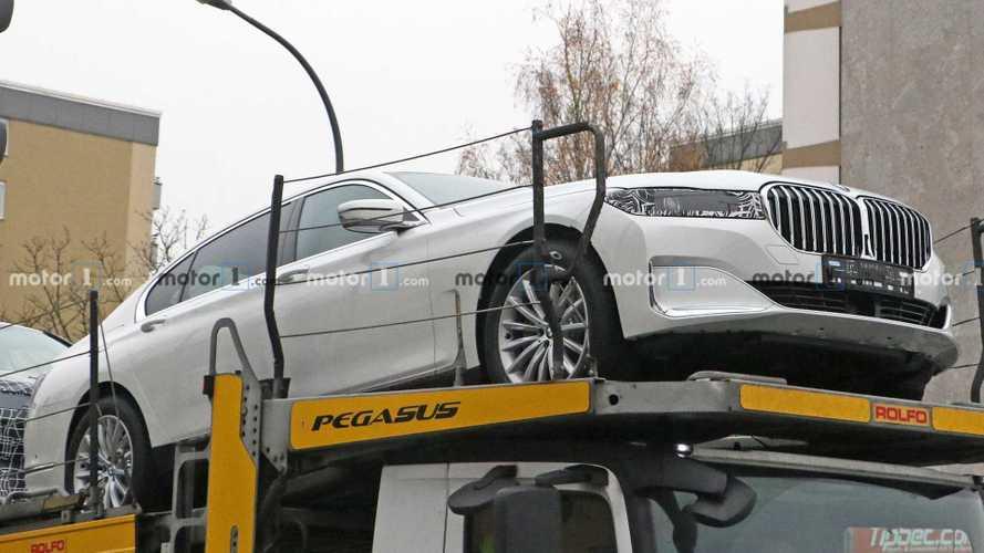 Először bukott le az új 7-es BMW