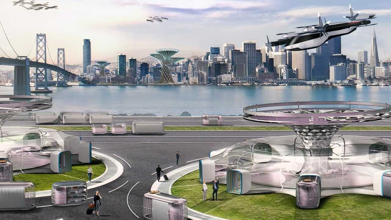 Hyundai: Personal Air Vehicle