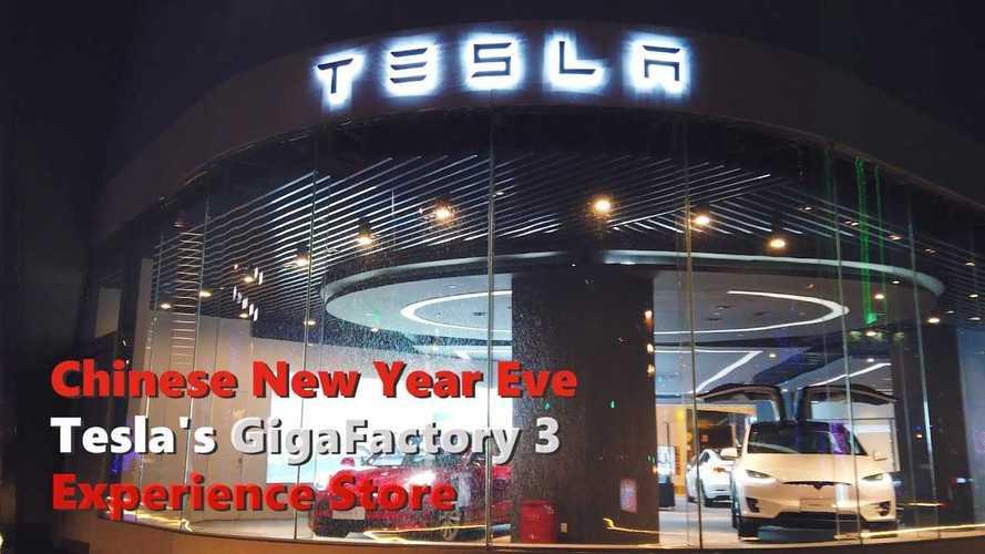 Tesla Gigafactory 3 Construction Progress January 23, 2020: Video