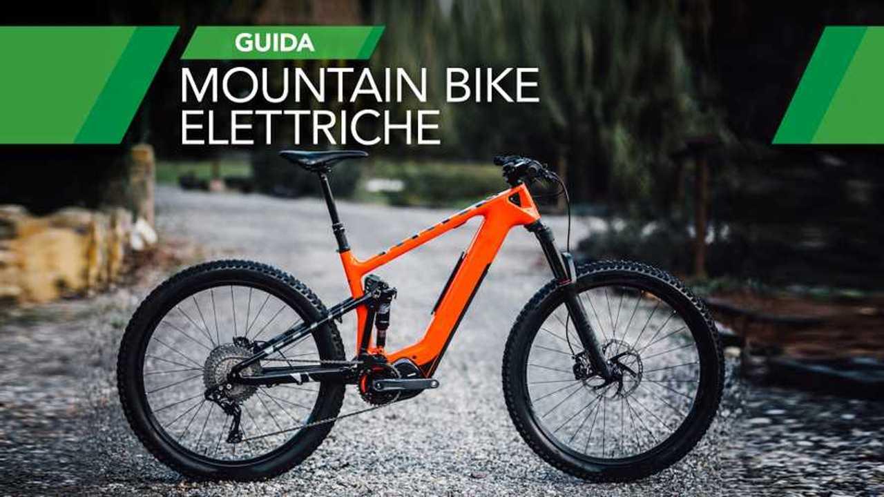 Copertina mountain bike