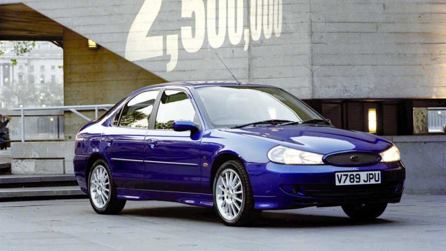 2000 Ford Mondeo ST200