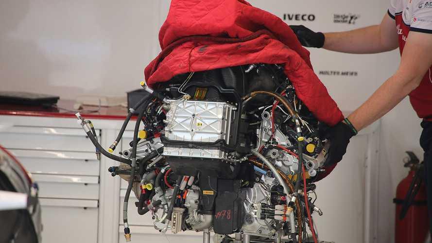 FIA announces private 'settlement' with Ferrari over F1 engine