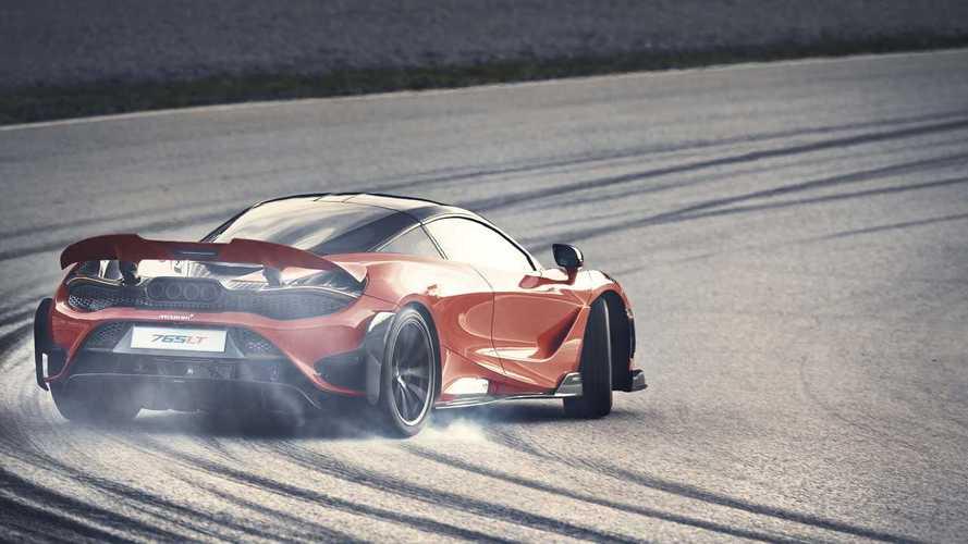 765 lóerővel és fogyókúrával debütált a McLaren 765LT (videó)