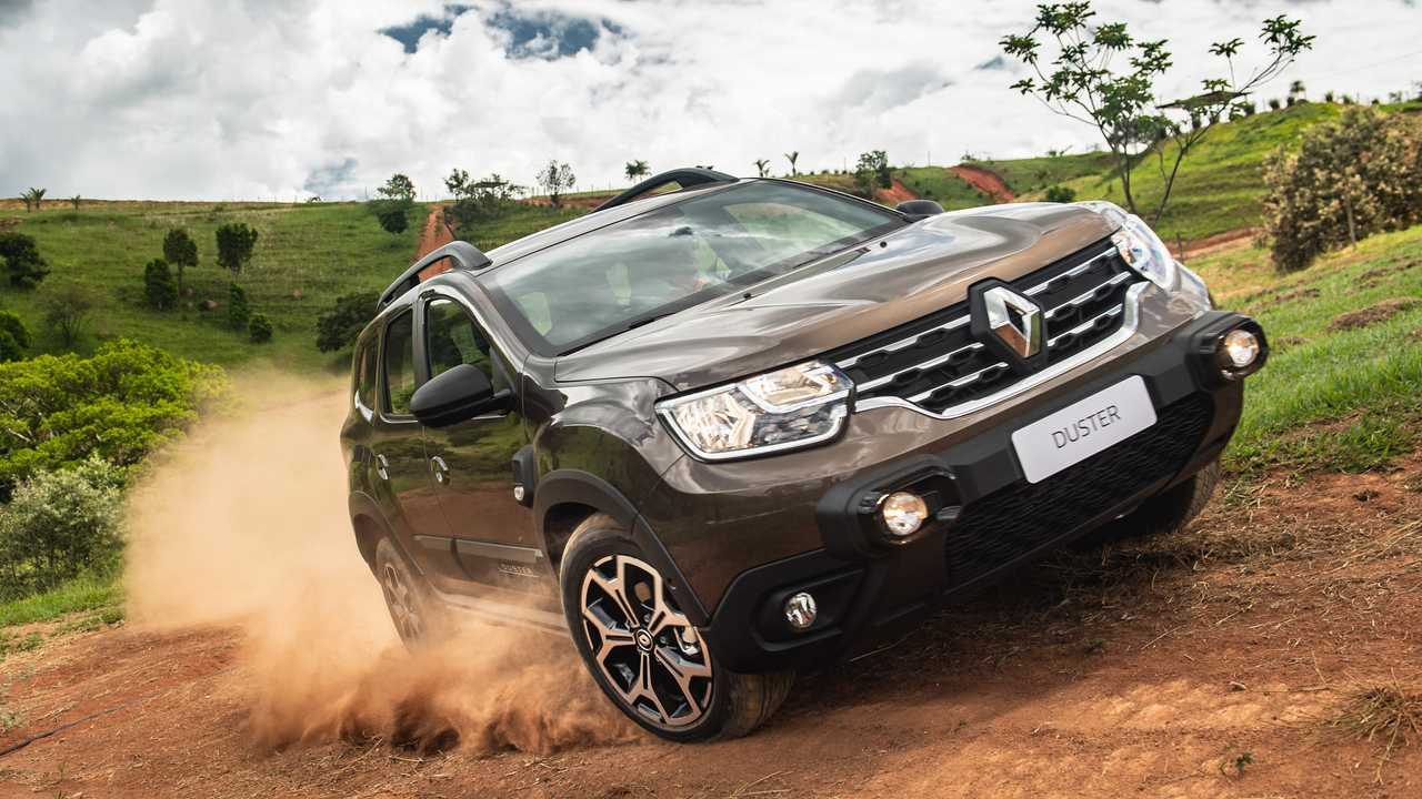 Renault Duster Iconic 2021