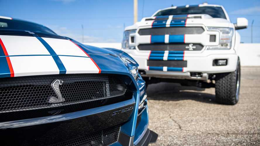 Hurry! Enter To Win This Shelby GT500 And F-150 Before It's Too Late