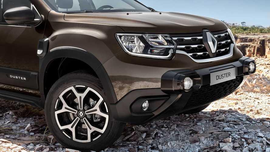 Renault Duster для рынка Бразилии