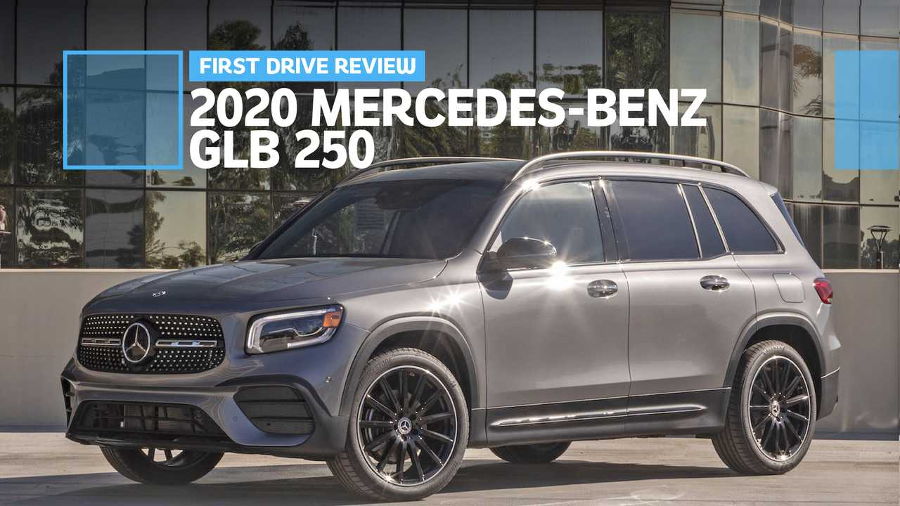 Cars With Third Row Seating >> 2020 Mercedes-Benz GLB 250 First Drive: Box Life