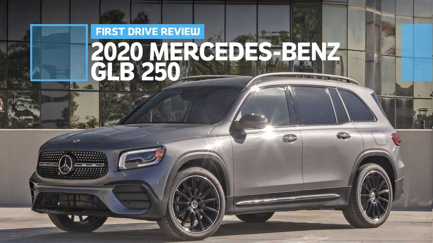 2020 Mercedes-Benz GLB 250 First Drive: Box Life