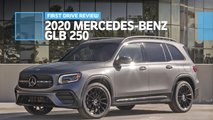 2020 mercedes benz glb 250 first drive