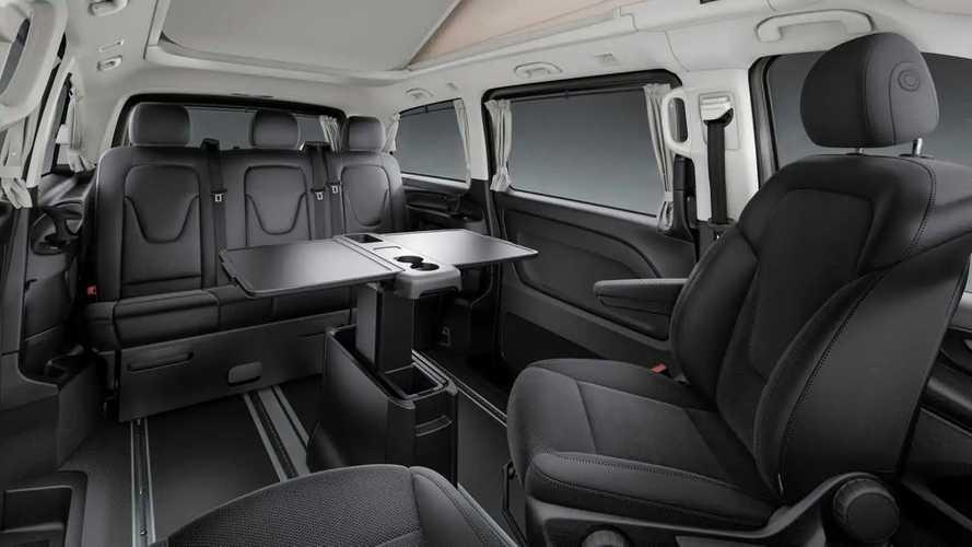 Mercedes Marco Polo Activity Facelift (2020)