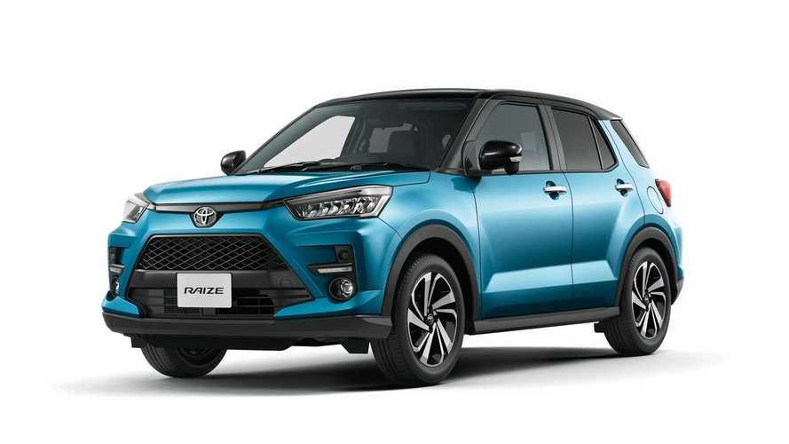 Toyota Raize Punya Fitur Keselamatan Canggih