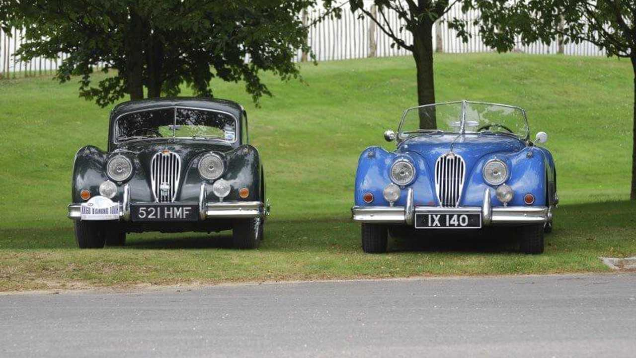What to see at this weekend's Shelsley Walsh XK70 Jaguar Festival