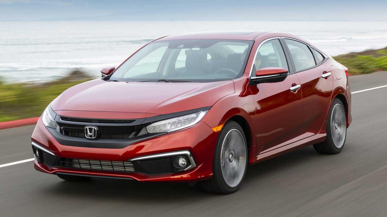 8. Honda Civic: 1 State
