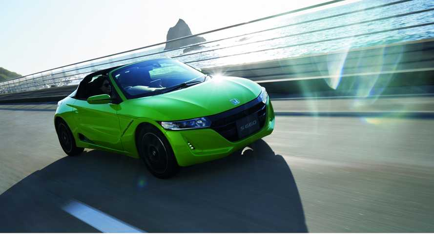 Honda, kei car modeli S660'ı makyajladı