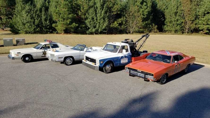Dukes Of Hazzard Collection Sells For $60K