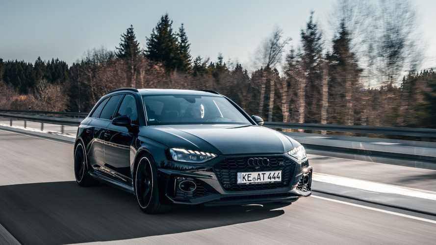 Abt Audi RS 4 Avant (2020): Kraft für den Kombi
