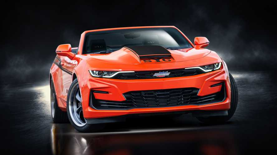 1,000-HP Yenko Camaro Now Available From Chevy Dealerships
