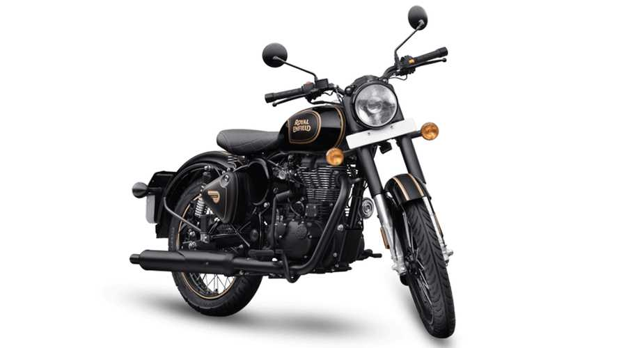Royal Enfield Only Sold 91 Bikes At Home In April