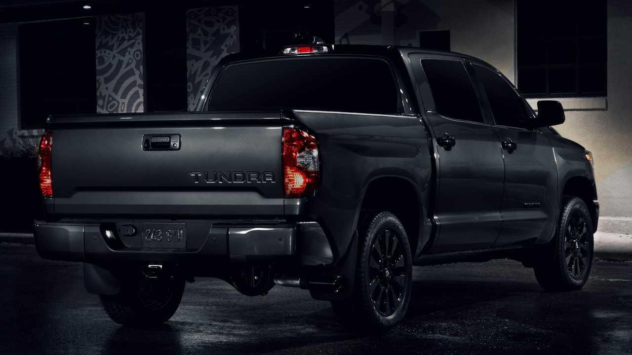 Toyota Goes Dark With Tacoma, Tundra, Sequoia Nightshade Editions
