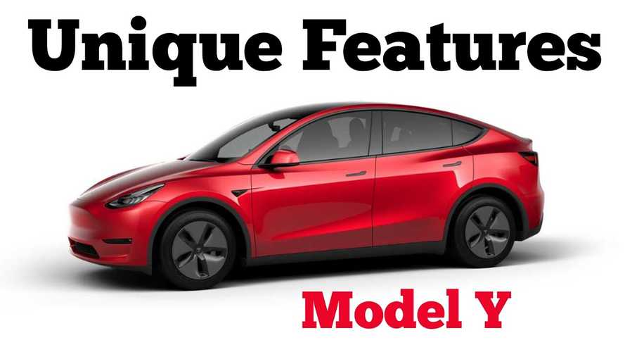 Let's Look At The Differences Between The Tesla Model Y & Model 3