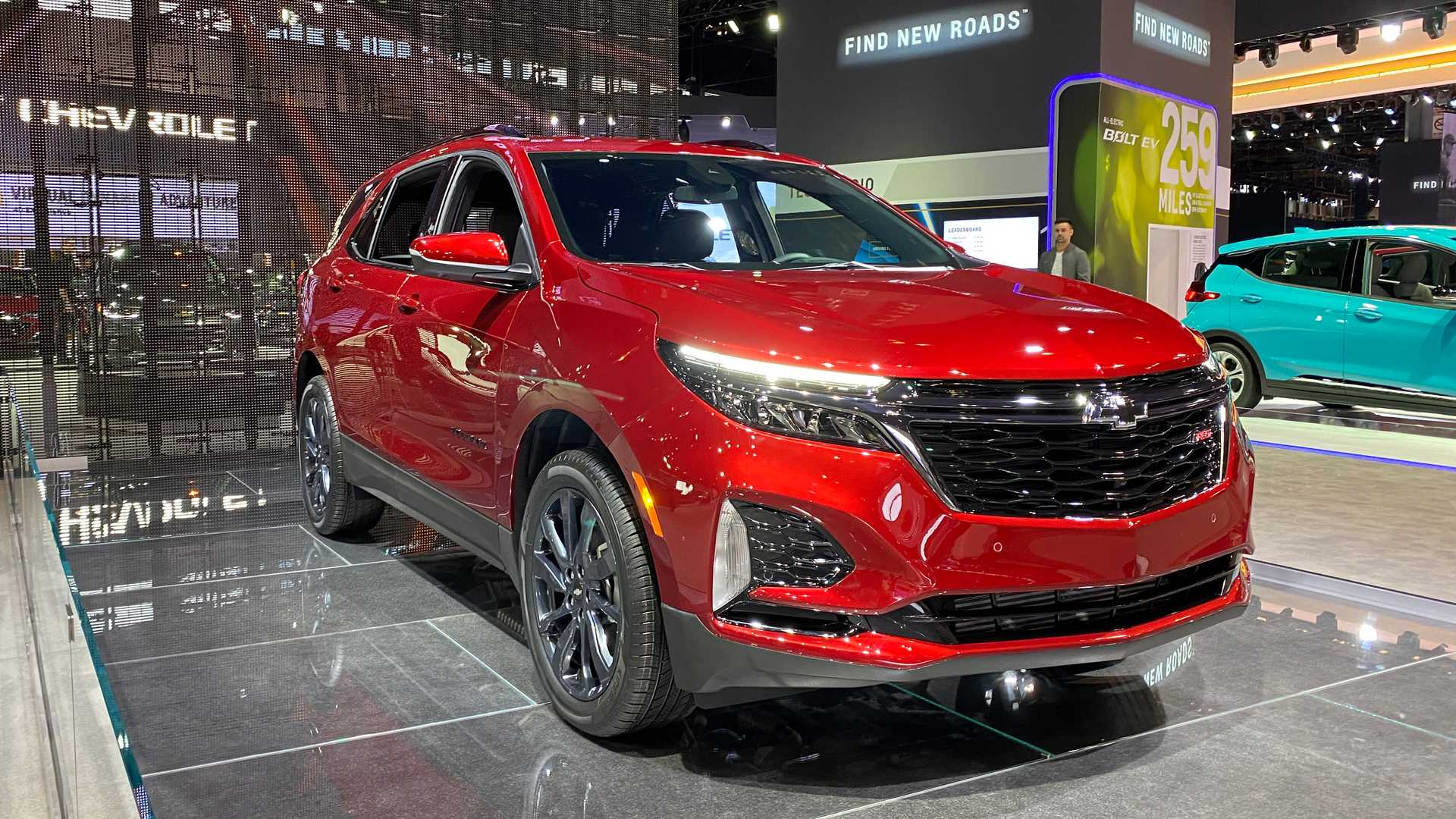 2021 Chevrolet Equinox Release Date Overview