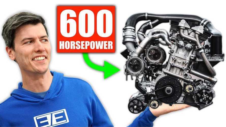 This is how the Koenigsegg Gemera powertrain works