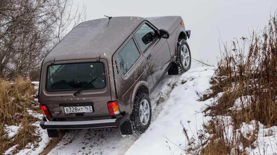 Энтузиасты хотят наладить сборку Lada 4x4 в Германии