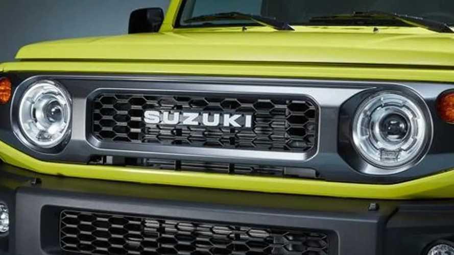 Accesorios originales del Suzuki Jimny