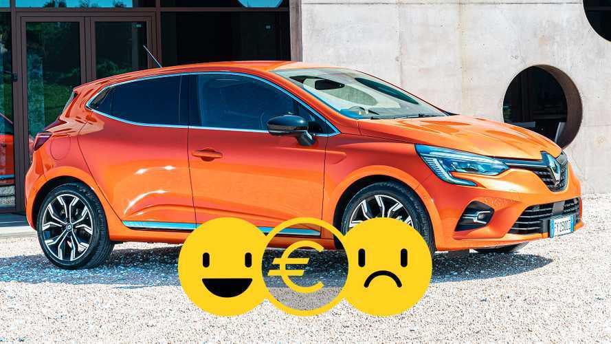 Promozione Renault Clio, perché conviene e perché no