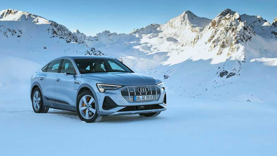 Audi Introduces e-tron Sportback In U.S., Reveals Price And Range
