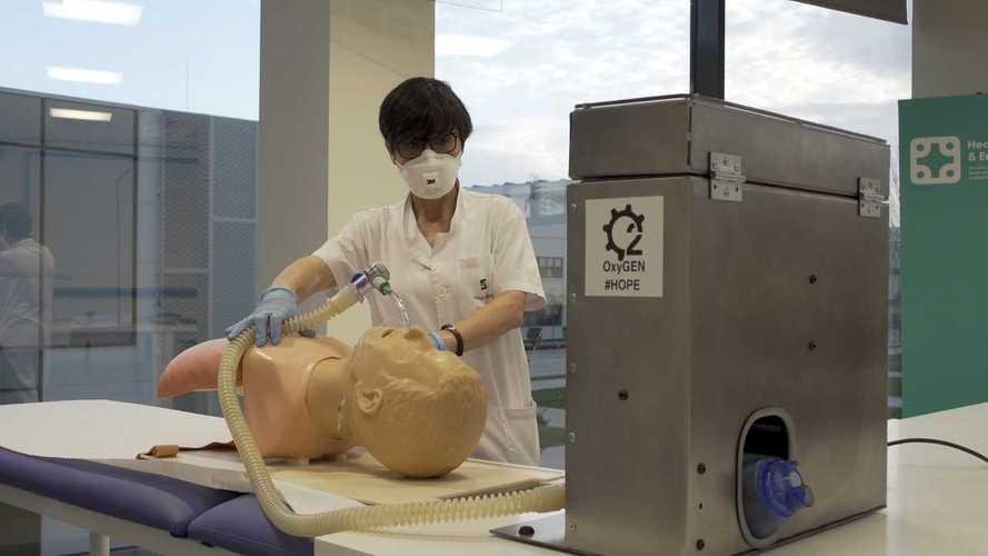 Coronavirus, così Seat produce respiratori al posto della Leon